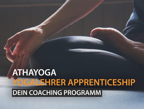 Apprenticeship - Yogalehrer Coaching program