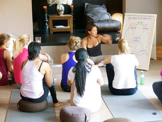 Yoga für Einsteiger und Anfänger