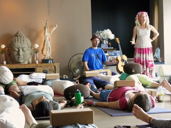 Bhakti Vocal Workshop with Spring Groove
