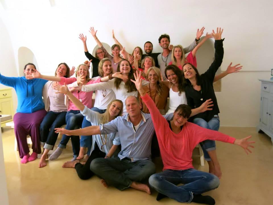 Yoga Ferien Italien 2014