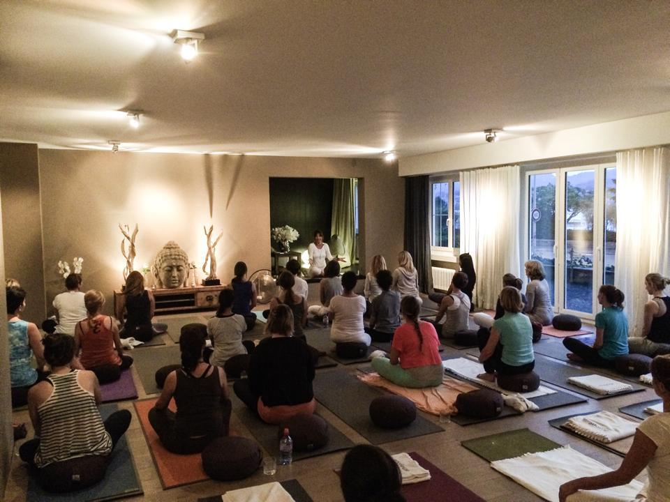Kundalini Yoga with Maya Fiennes