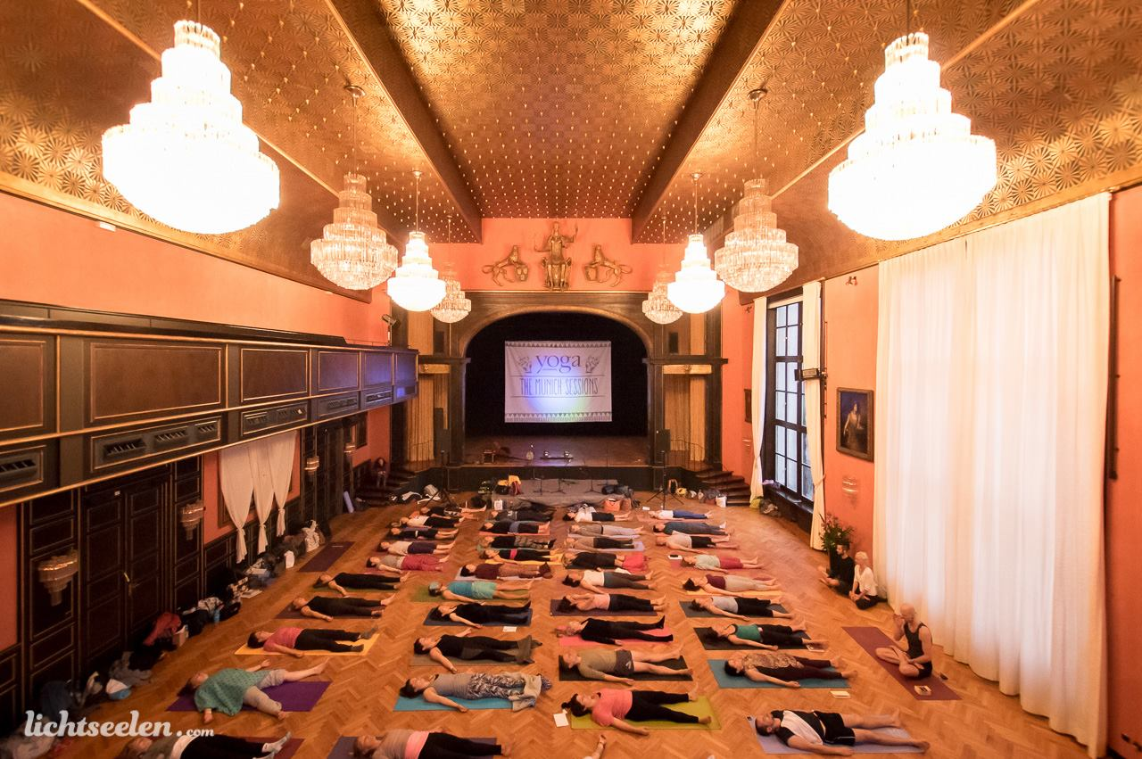 yoga conference