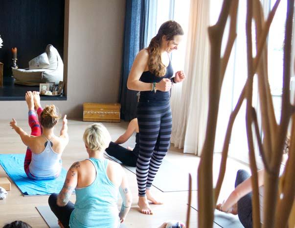 Asthanga Yoga Chiara