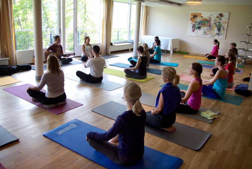 Yoga weekend Engadin