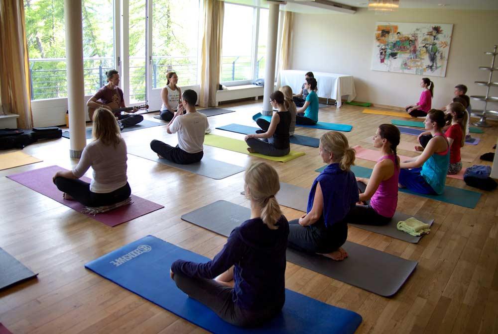 Yoga weekend Engadin