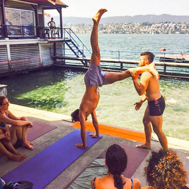 Inside Yoga Badi Zollikon