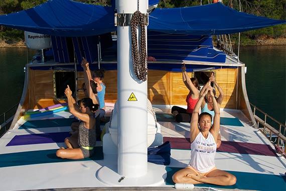 Yogacruise