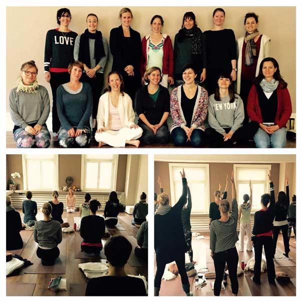 Schwangerschafts Yoga Ausbildung