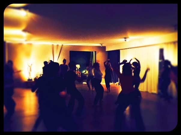 Fltowingdance meets yoga
