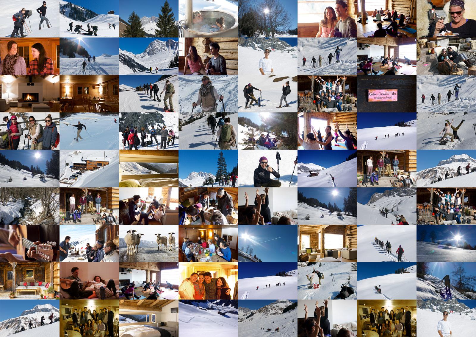 Yogaferien Graubünden | Freitag, 11. März – Sonntag, 13. März