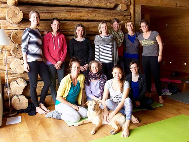 Yoga Weekend St. Antönien