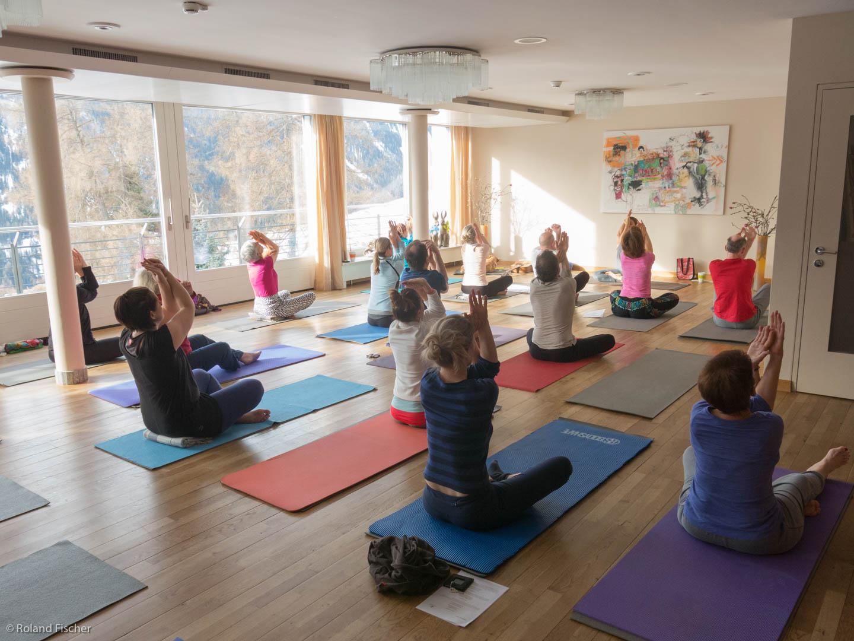 Yoga Wochenende Ftan