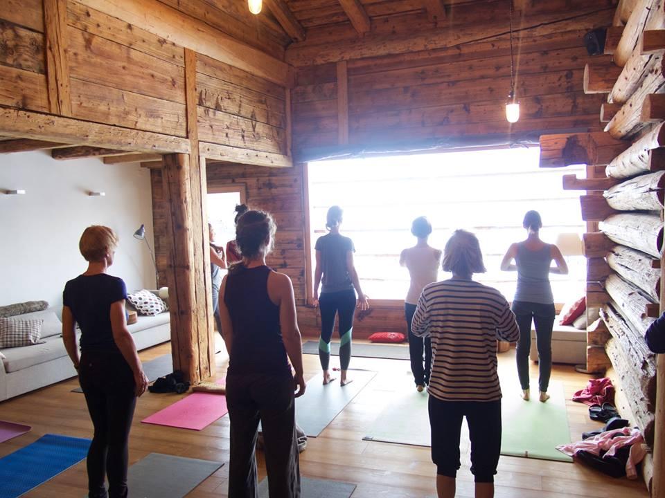 Yoga Weekend St. Antönien