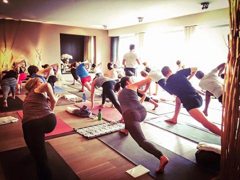 Inside Yoga