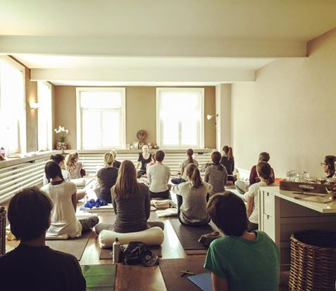 Tanja Seehofer Yin Yoga