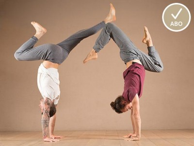 Pop-Up Class (Yoga Inversions)