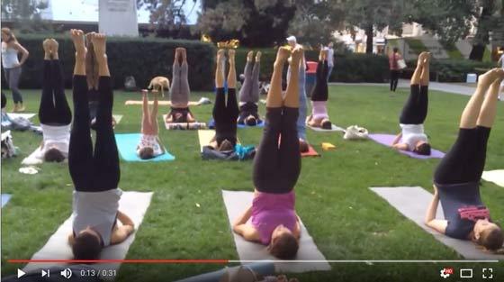 Yoga Bahnhofstrasse