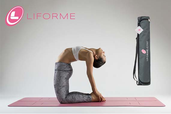 Liforme Yogamatten