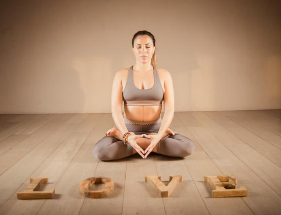 Carolina Fischer Yoga Workshop