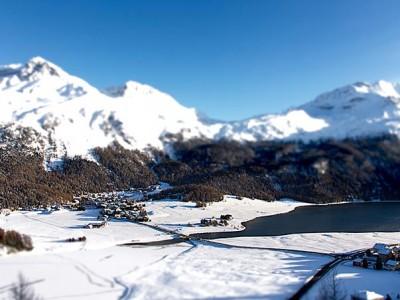 Winter-Yoga Ferien – St. Moritz