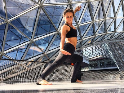 Budokon Yoga Eva Klein