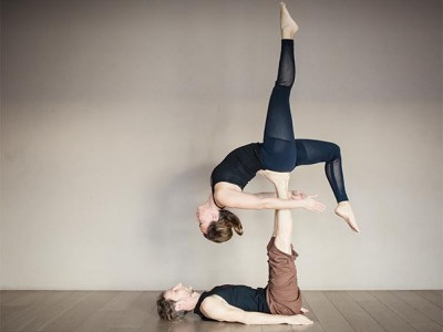 AcroYoga Workshop (VERSCHOBEN)