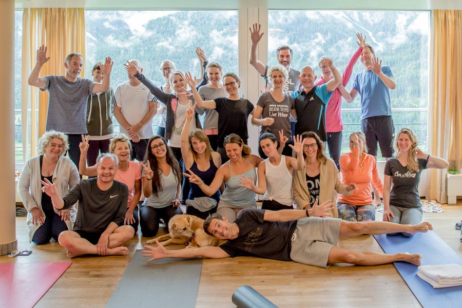 Yoga Weekend Ftan