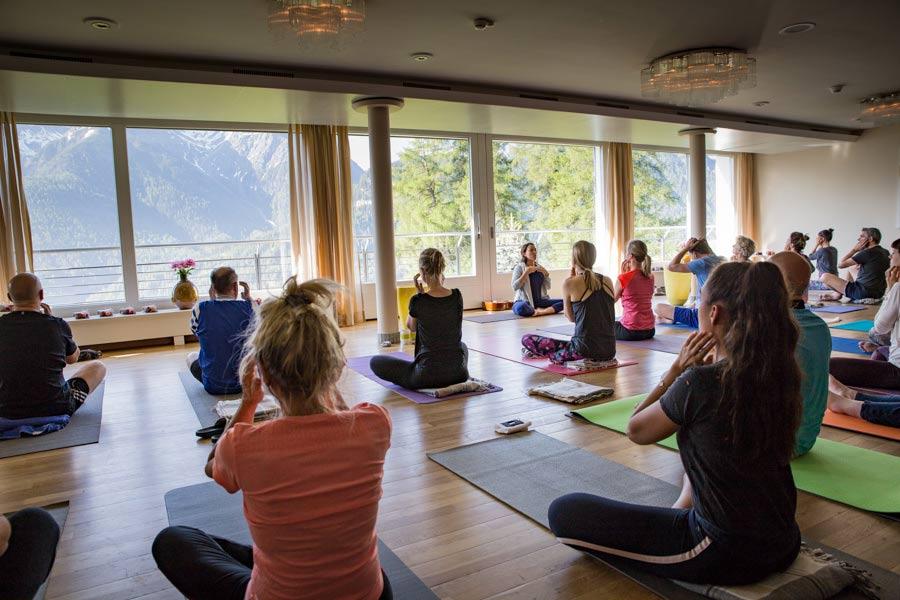 Yoga Weekend Ftan
