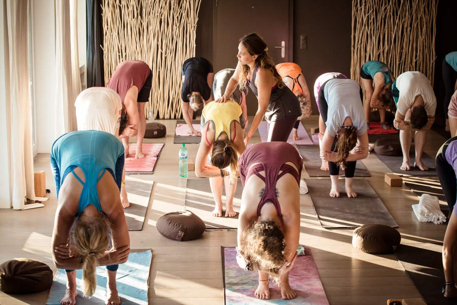 Lange Nacht des Yoga