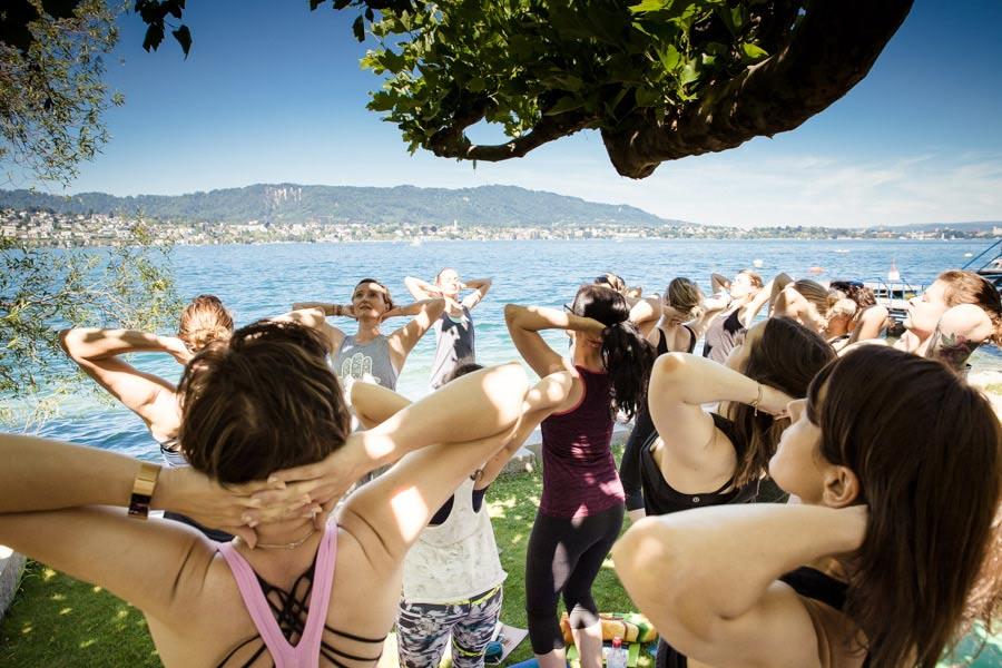 Inside Yoga Ausbildung