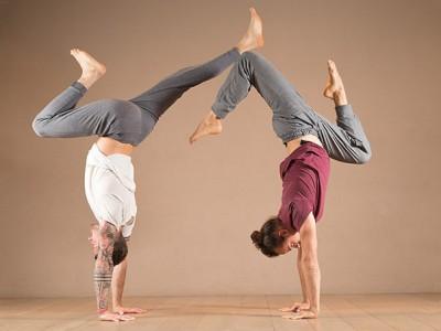 Pop-Up Class (Yoga Inversions)