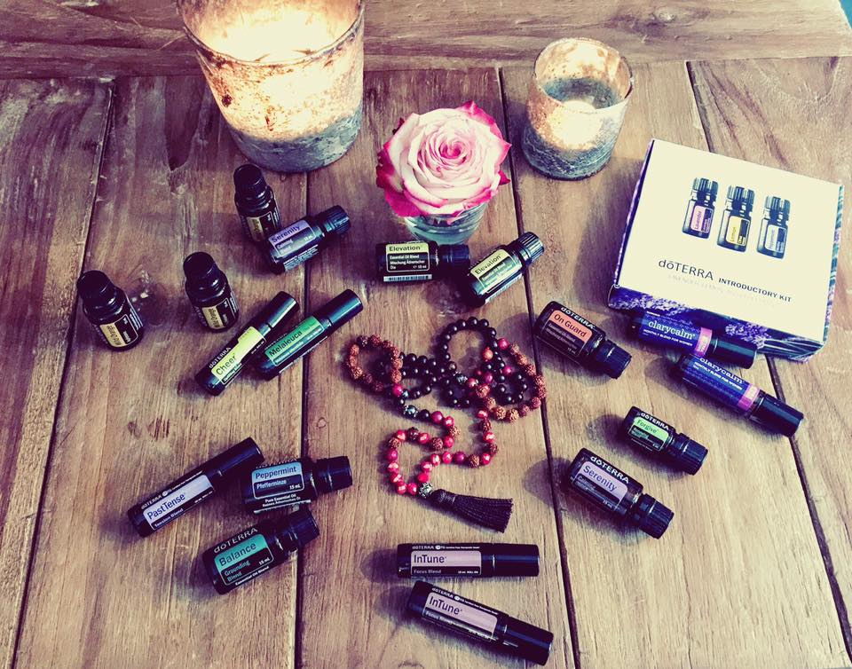New doTERRA Oils
