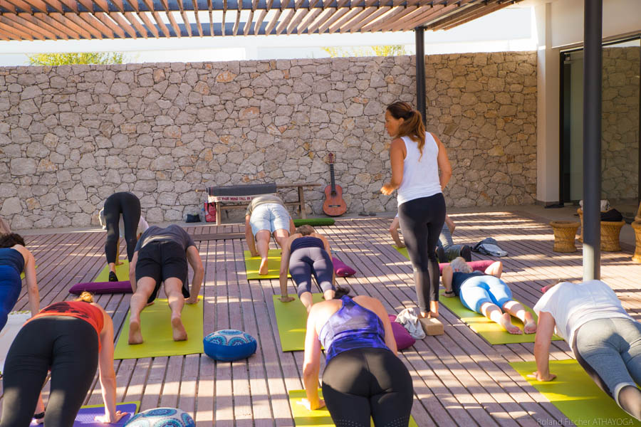 Yogaferien Rhodos