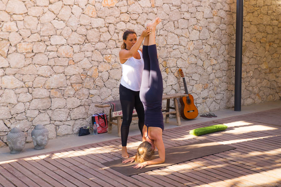 Yogaferien Rhodos