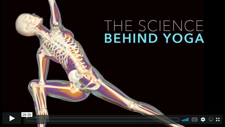 Die Wissenschaft hinter Yoga