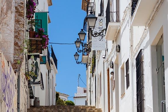 Yogaferien Spanien Altea