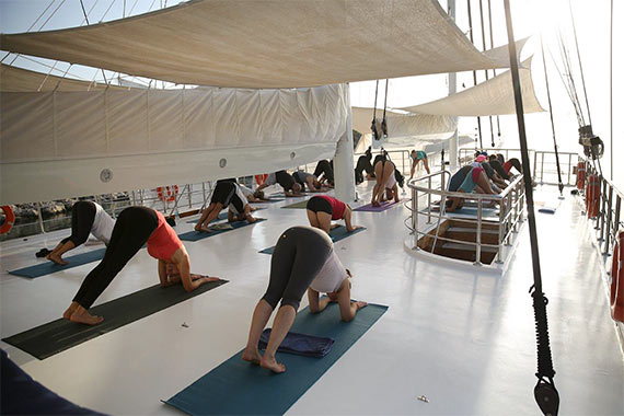 Yogacruise ATHAYOGA
