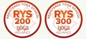 American Yoga Alliance 200h & 300h