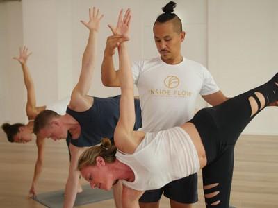 200h Inside Yoga Ausbildung 2021