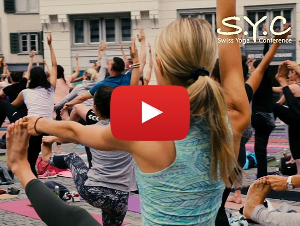1. Warm-Up Swiss Yoga Conference 2018
