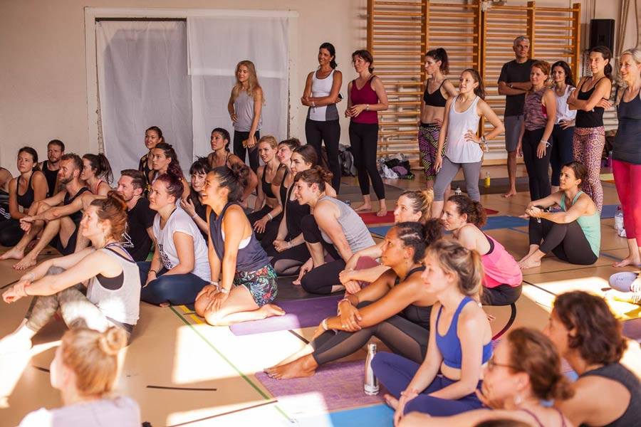 Swiss Yoga Conference 2018
