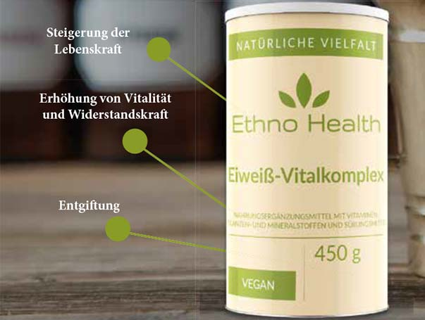 Eiweiss-Shake Ethno-Health