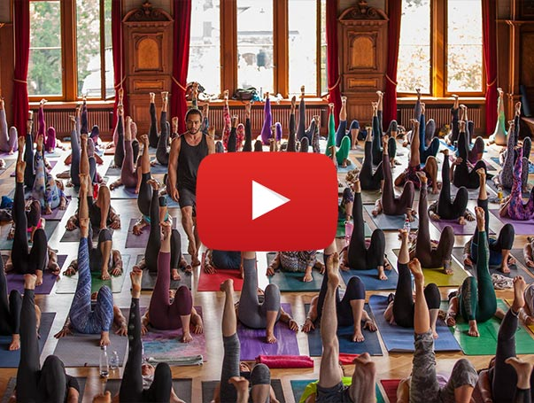 Swiss Yoga Conference 2018 Movie