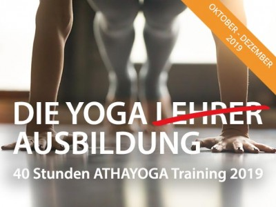 Die Yoga <del>Lehrer</del> Ausbildung  | Okt. &#8211; Dez. 2019