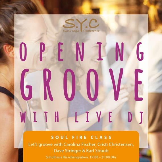 Opening Groove
