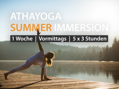 Yoga Summer Immersion