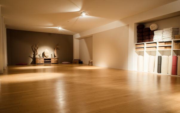 Eröffnung ATHAYOGA Studio Gartenstrasse