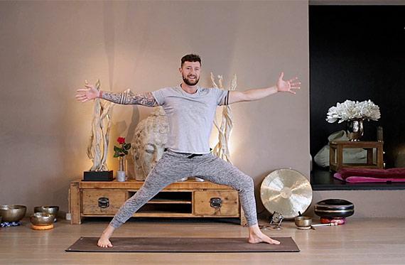 Online Streaming Yoga